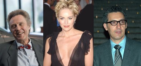 Christopher Walken, Sharon Stone y John Turturro ruedan 'Gods Behaving Badly'