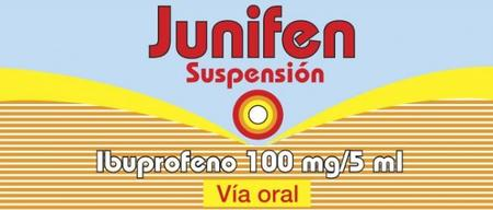 La AEMPS retira un lote de ibuprofeno Junifen