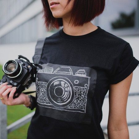 camisetas pizarra challky