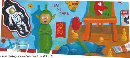 PLOM Gallery, la primera galería de arte contemporáneo para niños en España