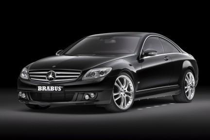 Mercedes Clase CL de 730 caballos: Brabus SV12 S Biturbo Coupé