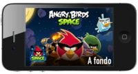 Angry Birds Space. A fondo