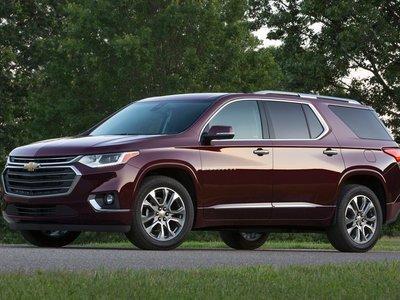 Chevrolet Traverse 2018: Precios, versiones y equipamiento en México
