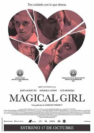 'Magical Girl', la película