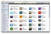Apple crea una zona dedicada las aplicaciones adaptadas a iOS 4 en la App Store