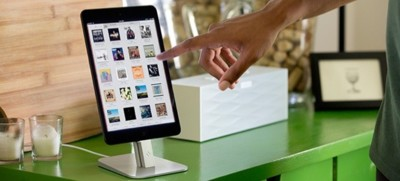 HiRise dock para iPhone y iPad Mini de Twelve South