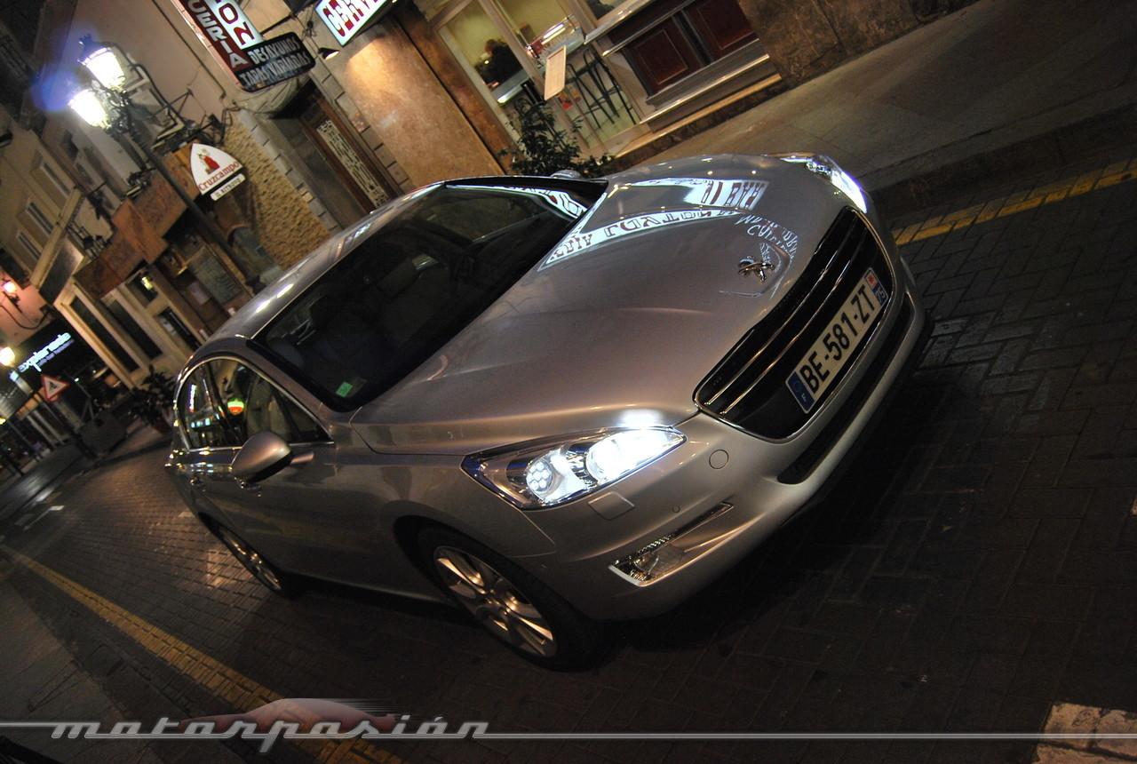 Foto de Peugeot 508 y 508 SW (presentación) (99/118)