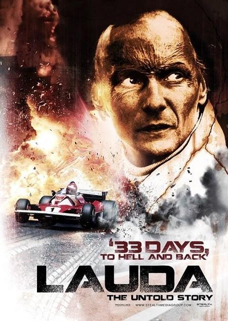 '33 – Born to be wild'. Nuevo documental sobre Fórmula 1 y Niki Lauda