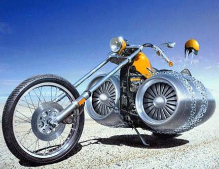 Harley Boeing Davidson