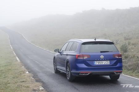 Volkswagen Passat 2020 Prueba 009