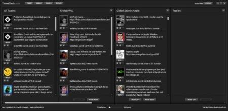 TweetDeck, un cliente de Twitter con grandes posibilidades