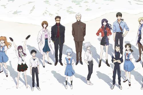 'Evangelion: 3.0+1.01 Thrice Upon a Time' es colosal: Hideaki Anno firma un espléndido adiós a 26 años de franquicia