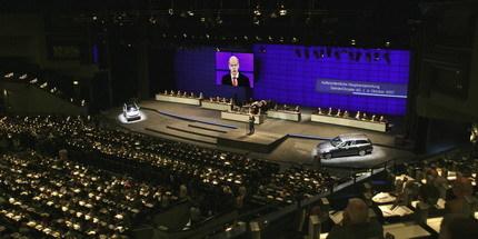 Daimler cambia el nombre de su división de coches por Mercedes-Benz Cars
