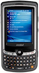 Motorola MC35 con escáner de códigos de barras y GPS