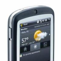 HTC Touch, a la estela del iPhone