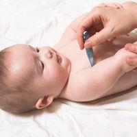 Cuatro remedios caseros para bajar la temperatura de los bebés y niños con fiebre