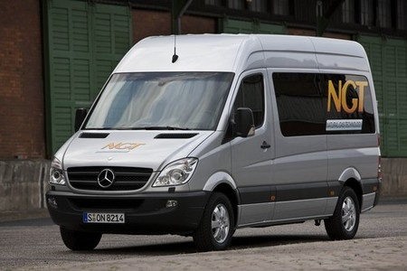 Mercedes-Benz Sprinter BlueEFFICIENCY