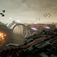 Foto 9 de 13 de la galería dreadnought-ps4-closed-beta en Xataka México
