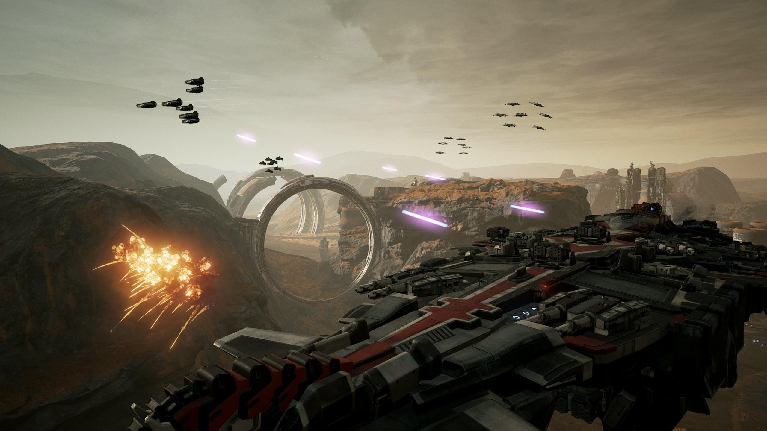 Foto de Dreadnought PS4 Closed Beta (9/13)