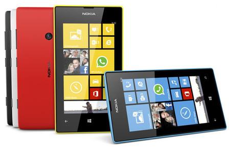 Nokia Lumia 520 en México