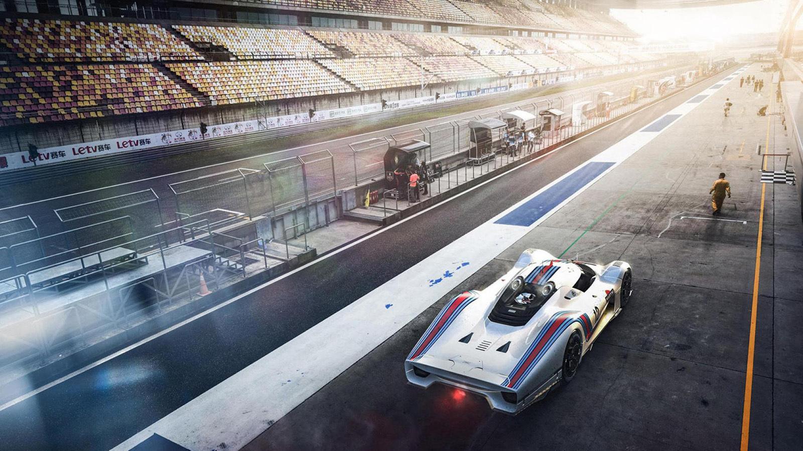 Foto de Porsche 908/04 LH Vision GT (7/18)
