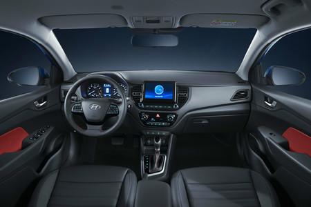 Hyundai Accent Solaris 2021 10
