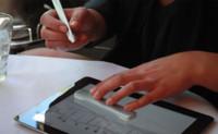 Adobe quiere que dibujemos con regla y lápiz digital en el iPad