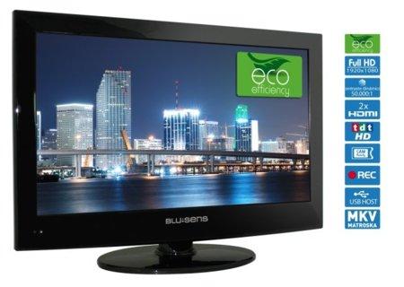 Blusens integra grabación y reproducción multimedia en sus televisores LED