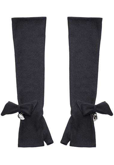 Mitones Dior y lleva vestidos de tirantes en tus fiestas de invierno