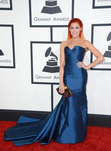 Randa Salamoun Grammy 2014