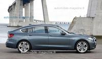 BMW Serie 5 Gran Turismo, fotos de la versión de producción