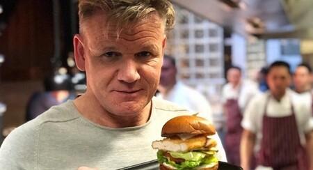 El chef Gordon Ramsay abre en Chicago su nuevo restaurante de hamburguesas