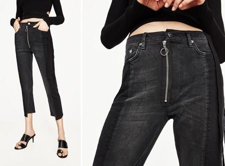 Off White Zara Jeans