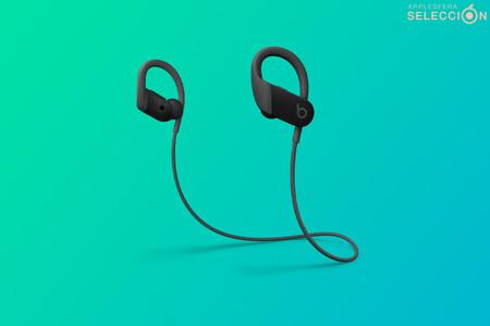 Los auriculares deportivos Bluetooth Powerbeats con chip H1 están más baratos que nunca en Amazon por 109 euros