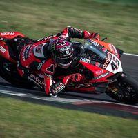 Acaban los test en Misano: la Ducati Panigale V4 R a una décima del mejor tiempo de Miguel Oliveira con la MotoGP