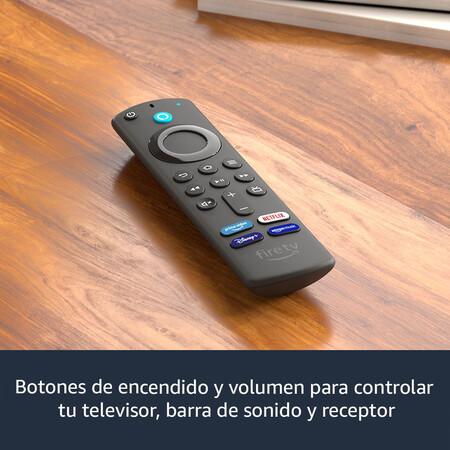 Nuevo control Fire TV Stick disponible en México