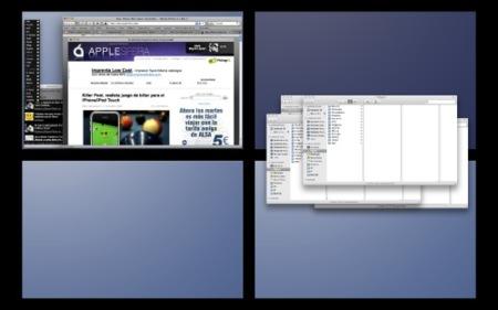 Mueve todas las ventanas de una aplicación entre Spaces al mismo tiempo