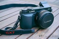 Lumix GX7, análisis