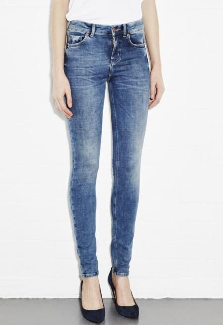 Bodycon 5 Pocket Jean