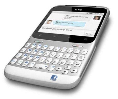"El ""teléfono Facebook"" ChaCha se llamará en España HTC ChaChaCha"