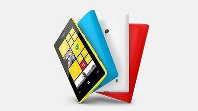 Nokia Lumia 520, el Windows Phone 8 más vendido con diferencia