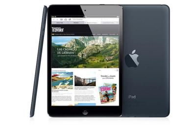 iPad mini rompe la tradición en DisplayMate