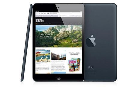 iPad mini rompe la tradición en DisplayMate