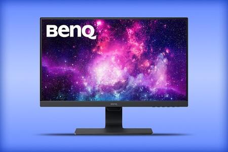 Monitor BenQ para el home office de oferta en Amazon México: 27 pulgadas, 1080p y 60 Hz por 3,749 pesos