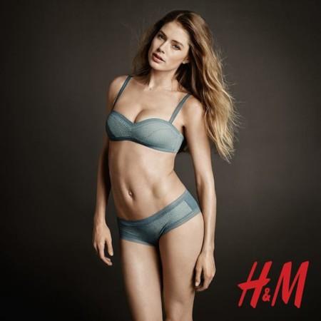 H&M nos enseña su próxima colección de lencería al mando de Doutzen Kroes