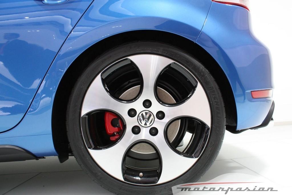 Foto de Volkswagen Golf GTi en el Salón de París (16/32)