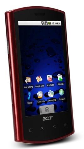 Acer Liquid con Android llega a España, precios y disponibilidad