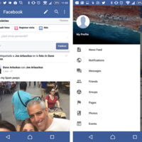 Folio para Facebook es un cliente alternativo que gestiona mejor el contenido que el oficial