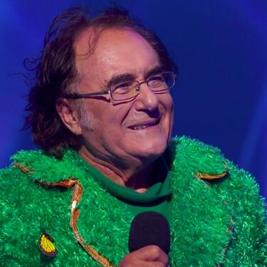 ¡Felicità al descubierto! Al Bano Carrisi, último famoso desenmascarado antes de la gran final de 'Mask Singer'