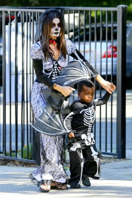 Sandra Bullock Halloween